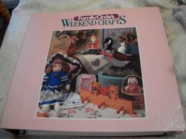 Family Circle Weekend Spiral Bound Crafts Book - $14.00