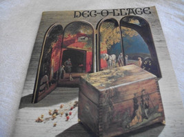 DEC O LLAGE Craft Book - $5.00