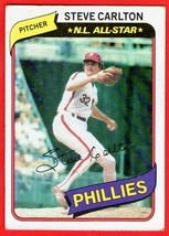 1980 Topps #210 Steve Carlton HOF baseball card - $0.01