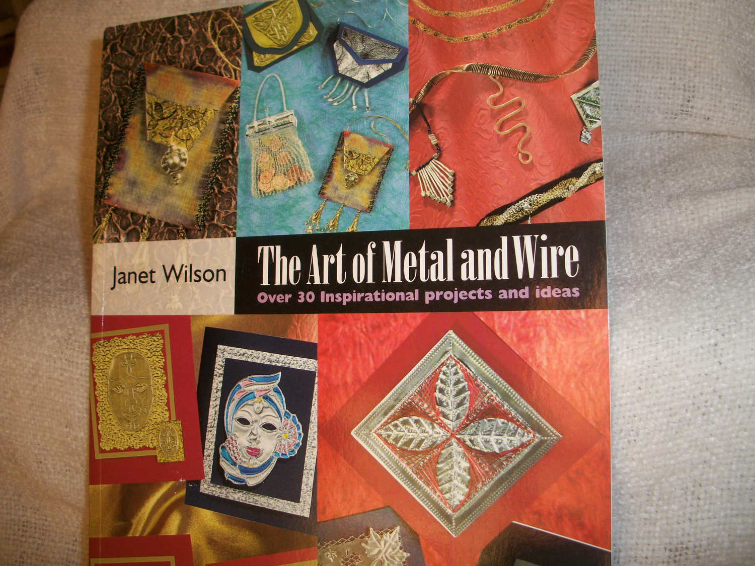 Primary image for Art of Metal and Wire Book