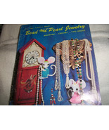 Bead and Pearl Jewelry Craft Book - $5.00