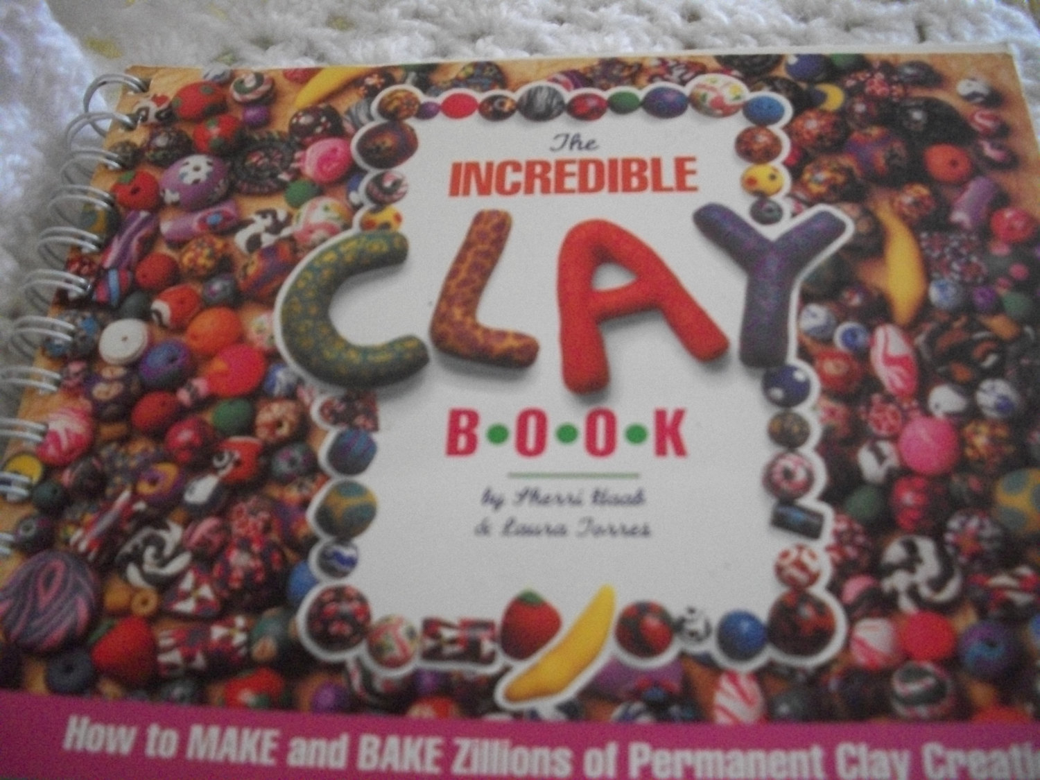 Primary image for Clay Book for Kids