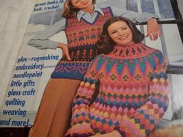 McCall's Needlework & Crafts Fall-Winter 1973-74 - $10.00