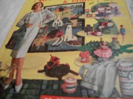 McCall's Needlework & Crafts Spring-Summer 1964 - $10.00