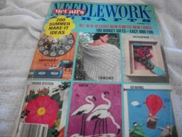 McCall's Needlework & Crafts Summer 1977 - $10.00