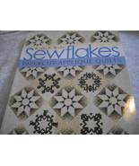 Sew Flakes Papercut-Applique Quilts  - $10.00