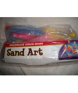 Sand Art Kit: Comes with Sand, Containers & Directions - $12.00