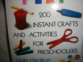 Preschool Craft Book - $5.00