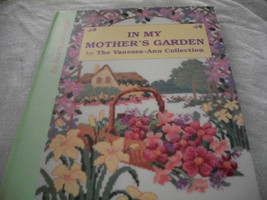 In My Mother's Garden: An American Sampler Embroidery Book - $12.00