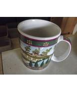 Block Country Village mug  available - $2.72