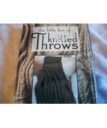 The Little Box of Knitted Throws Knitting Patterns - $10.00