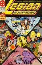 Legion of Super-Heroes #13 (Free Poster Inside) [Comic] [Jan 01, 1990] - $3.91