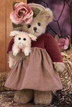 "Bearington Bears ""Patsy & Piggy""  14"" Plush Bear- #179940- NWT- 2012 - $39.99"