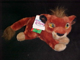 "17"" Disney Kovu Plush Toy From The Lion King Adorable Walt Disney World ... - $93.49"