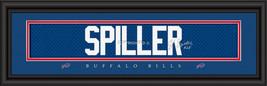 C. J. Spiller Buffalo Bills Player Signature Stitched Jersey Framed Prin - $39.95