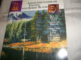 Landscape Painting Book - $10.00