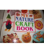 My Nature Craft Book - $10.00