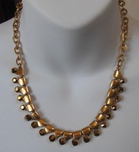 J Crew Gold -Tone Collar Necklace - $22.76
