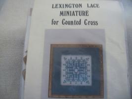 Vintage Lexington Lace Miniature - $12.00