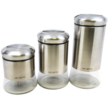 Mr. Coffee Canister Set Ensemble by Cocaux - $52.97