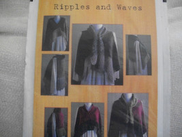 Dan Doh Ripples and Waves Knitting Pattern - $10.00