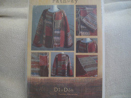 Dan Doh Pathway Pattern for Woman's Knit Sweater - $10.00