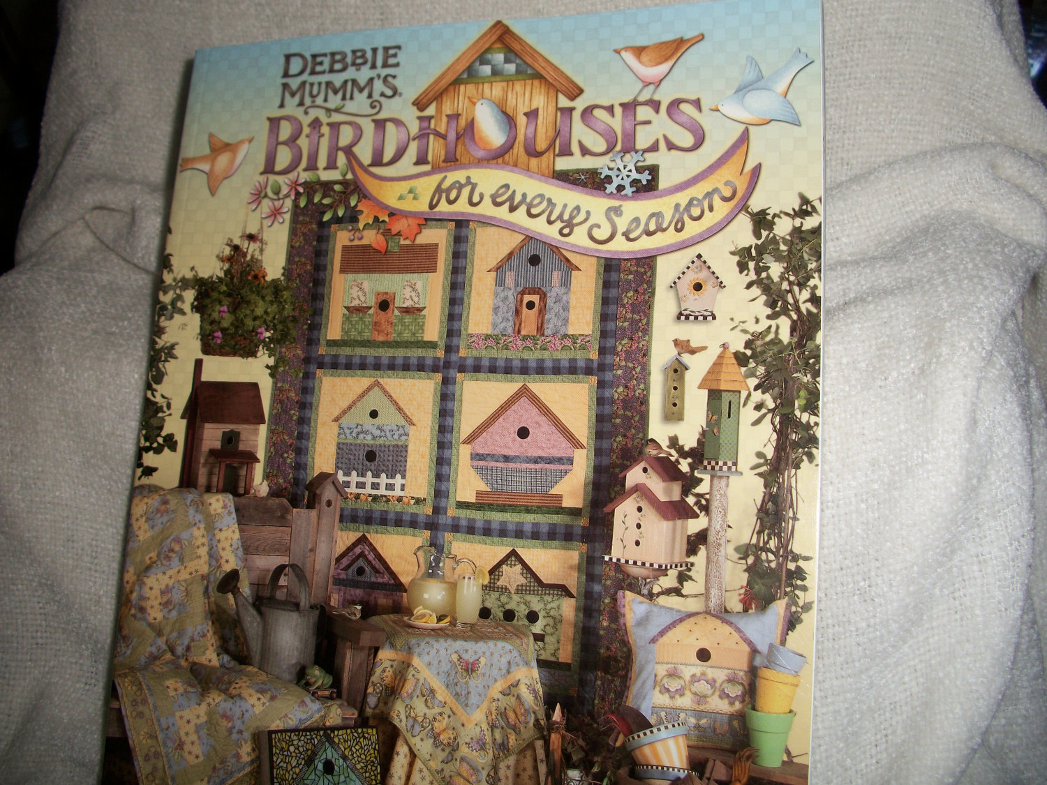 Primary image for Birdhouse Quilt Book