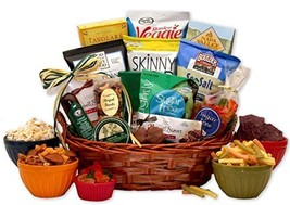 Sugar Free Diabetic Gift Basket - $73.49
