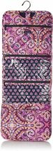 Vera Bradley Iconic Hanging Travel Organizer NWT Dream Tapestry Purple Packable image 5