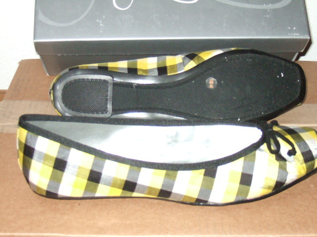 "Jessica Simpson ""Leve"" ballet flats - Size: 10 - BRAND NEW in box !"