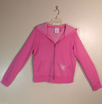 "Victoria's Secret ""Pink"" My Favorite Sweats Long Sleeve, Zipper Vintage Hoodie"