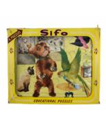 Set 3 Vintage 1950 SIFO Humpty Dumpty Barnyard Tray Puzzles Jigsaw Made ... - $23.05