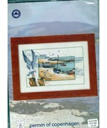 Danish Art Needlework Permin of Copenhagen~Counted Cross Stitch Kit 12-2... - $18.55