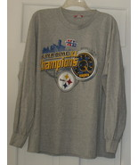 Steelers Super Bowl LS Shirt Size XL NWOT - $17.00
