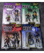 KISS Psycho Circus Action Figures by McFarland Full Set of Four - $99.99