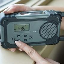 Liberty Band Emergency Solar Radio - $49.95