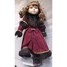 Doll Alexandra 2000 Porcelain - $22.04