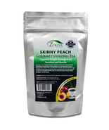 Oolong Tea Peach Flavor Premium Loose Leaf Tea Supports Weight Loss - $6.45