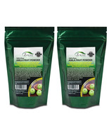 Amla Powder From Fruit 1 lb 2-Pack (Emblica officinalis) Organic 100% Pure - $25.95