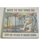 Where the Wild Things Are 1991 Maurice Sendak 2... - $19.79
