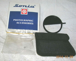 Sonia screw-in double exposure filter, image sp... - $2.99