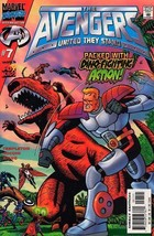 Avengers: United They Stand, Edition# 7 [Comic] [May 01, 2000] Marvel - $3.91