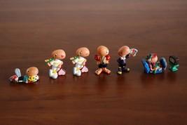 Kinder Surprise Egg Set Bill Body 1993 figurines - $6.99