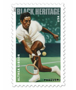 2013 46c Althea Gibson, American Tennis Player & Golfer Scott 4803 Mint ... - $25,29 MXN