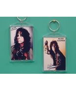 Alice Cooper 2 Photo Designer Collectible Keych... - $9.95