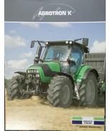 2010 Deutz-Fahr Agrotron K410, K420, K610, K430 Tractors Brochure - $8.00