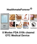Handheld Body Massager Pain Relief Digital Electro Therapy Muscle EMS TE... - $249.99