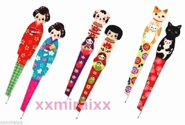 Japanese Pattern TWEEZERS   Choose from 6 desings  wagara  from JAPAN - $5.99
