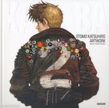 KATSUHIRO OTOMO Artwork  KABA 2     from JAPAN  - $114.96