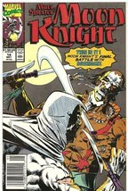 Marc Spector: Moon Knight #14 (Long Day Dying) ... - $3.91